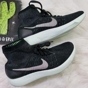 Nike Lunarepic Flyknit Hi Sneakers